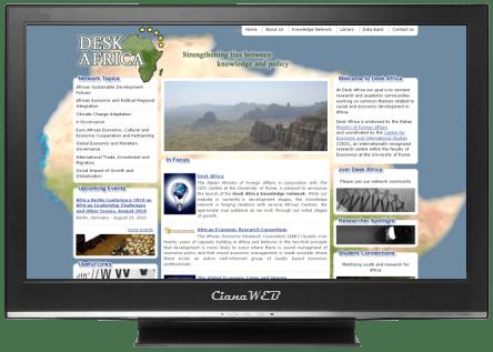 Desk Africa