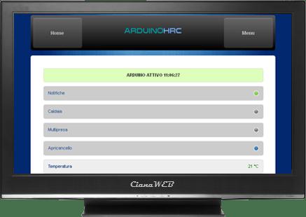 Arduino HRC